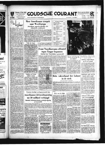 Goudsche Courant 1950-09-11