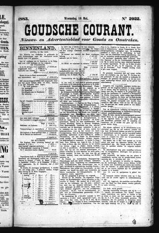 Goudsche Courant 1883-05-16