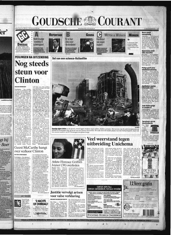 Goudsche Courant 1998-09-22