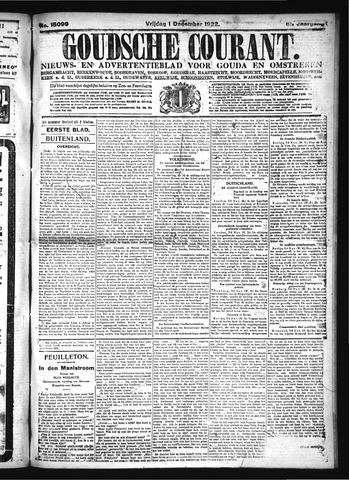Goudsche Courant 1922-12-01
