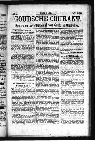 Goudsche Courant 1881-06-05