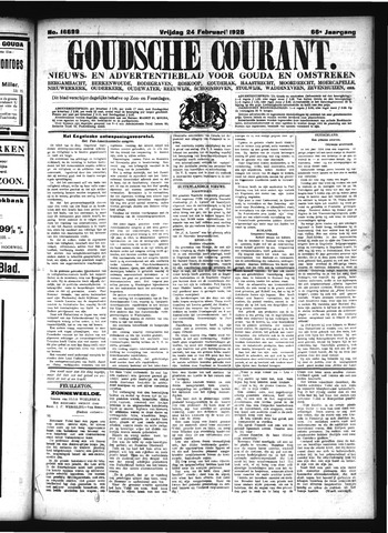 Goudsche Courant 1928-02-24