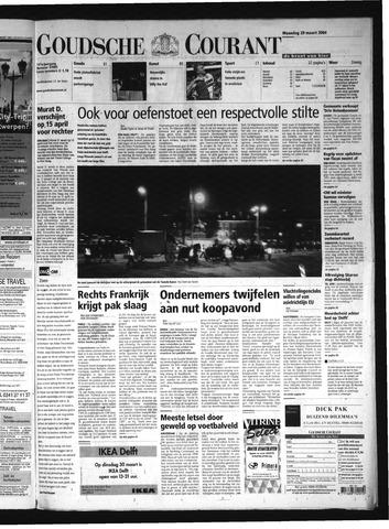 Goudsche Courant 2004-03-29