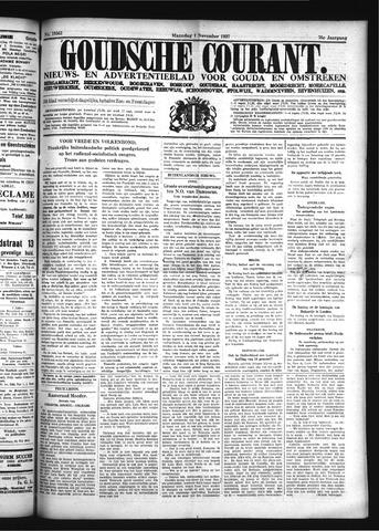 Goudsche Courant 1937-11-01