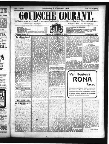 Goudsche Courant 1913-02-06