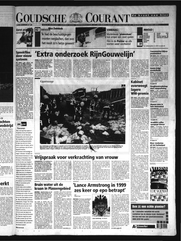 Goudsche Courant 2005-08-23