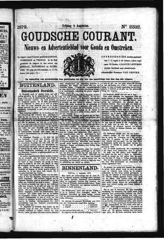 Goudsche Courant 1879-08-08