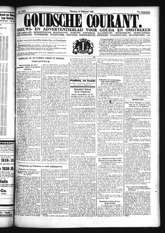 Goudsche Courant 1939-02-14