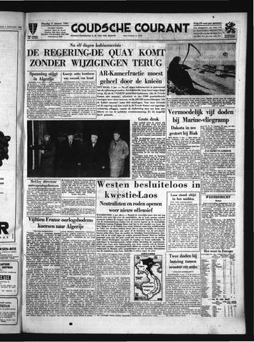 Goudsche Courant 1961-01-03