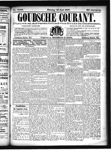 Goudsche Courant 1917-06-12