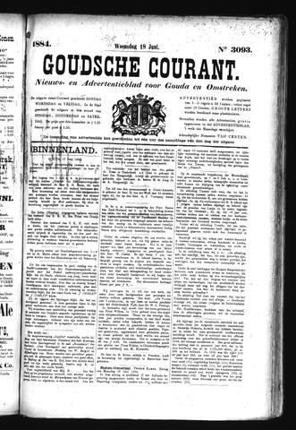 Goudsche Courant 1884-06-18