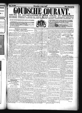 Goudsche Courant 1931-06-09