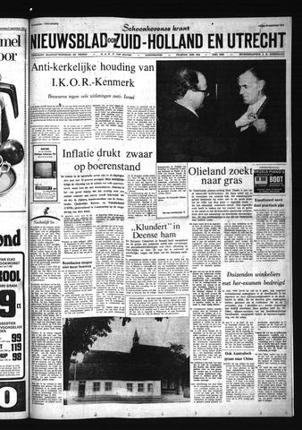 Schoonhovensche Courant 1972-09-29