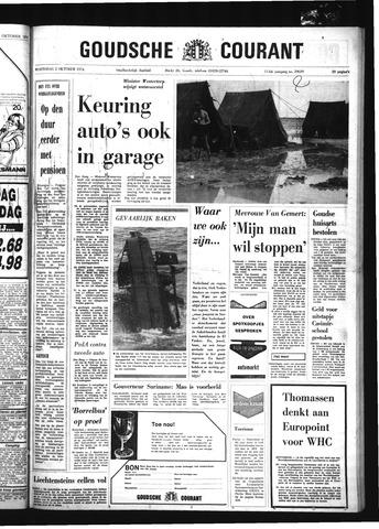 Goudsche Courant 1974-10-02