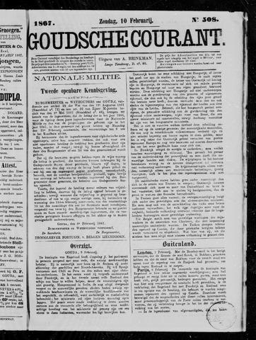 Goudsche Courant 1867-02-10