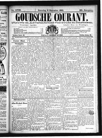 Goudsche Courant 1911-12-09
