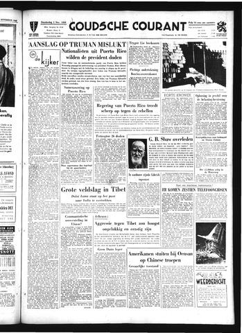 Goudsche Courant 1950-11-02