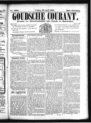 Goudsche Courant 1907-04-19