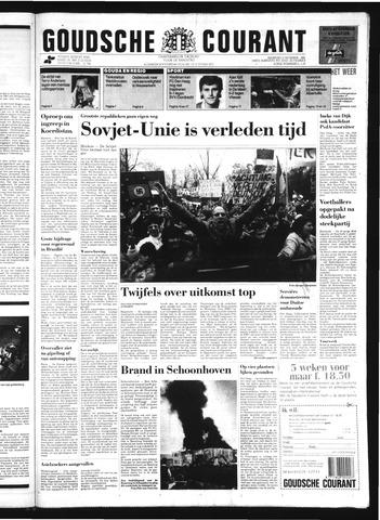 Goudsche Courant 1991-12-09
