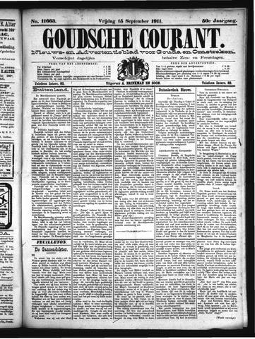 Goudsche Courant 1911-09-15