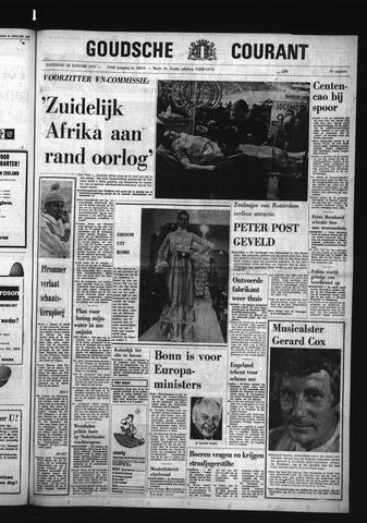 Goudsche Courant 1972-01-22