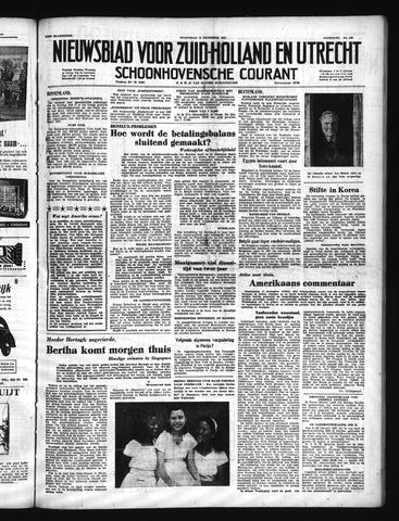 Schoonhovensche Courant 1950-12-13