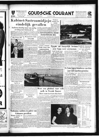 Goudsche Courant 1957-03-14