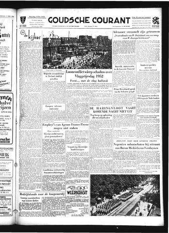 Goudsche Courant 1952-05-19