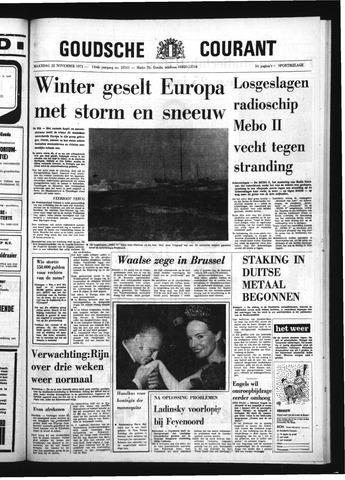 Goudsche Courant 1971-11-22
