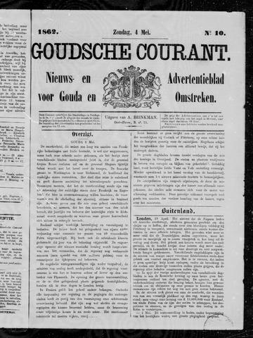 Goudsche Courant 1862-05-04