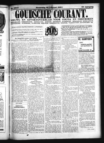 Goudsche Courant 1935-02-28