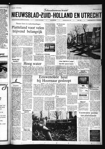 Schoonhovensche Courant 1972-11-24