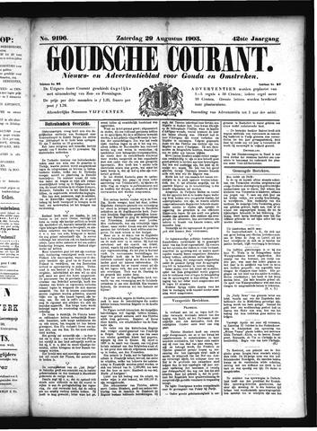 Goudsche Courant 1903-08-29