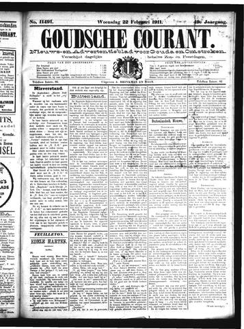 Goudsche Courant 1911-02-22