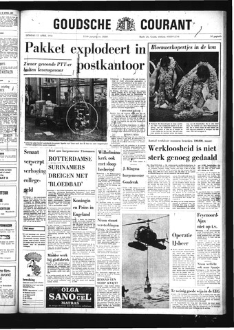 Goudsche Courant 1972-04-11