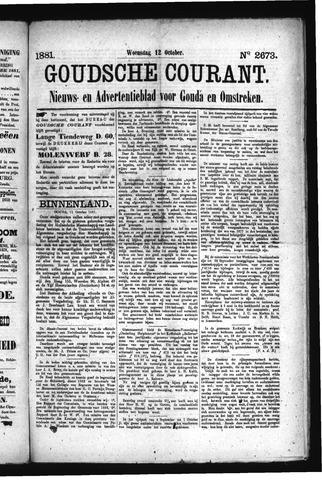 Goudsche Courant 1881-10-12