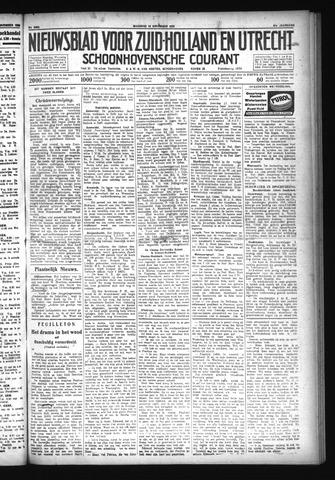 Schoonhovensche Courant 1929-11-18