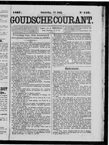 Goudsche Courant 1867-06-13