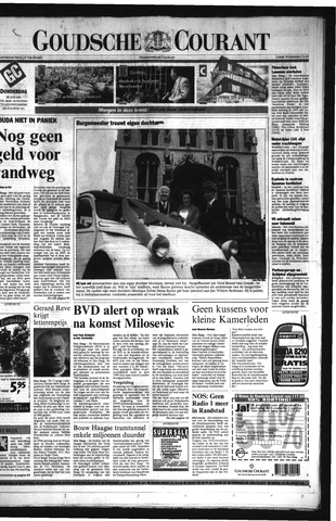 Goudsche Courant 2001-06-28