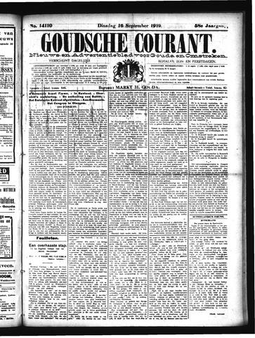 Goudsche Courant 1919-09-16