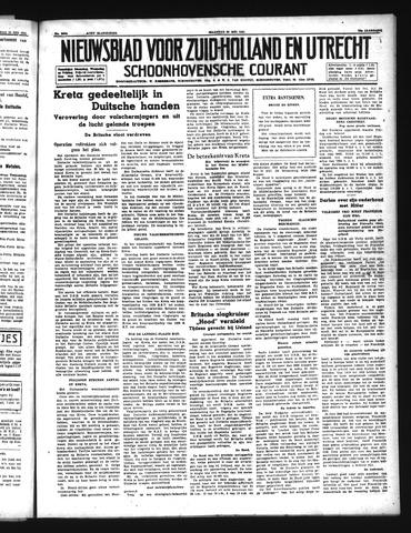 Schoonhovensche Courant 1941-05-26