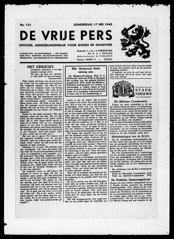 De Vrije Pers 1945-05-17