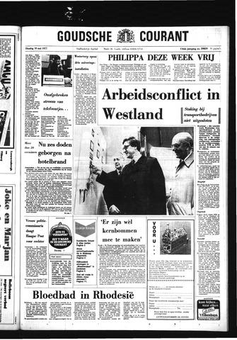 Goudsche Courant 1977-05-10