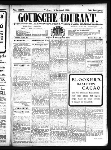 Goudsche Courant 1912-01-19
