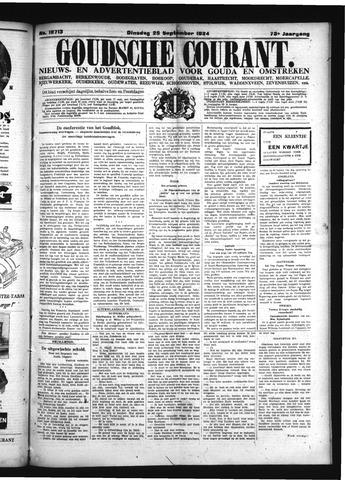 Goudsche Courant 1934-09-25