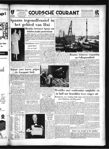 Goudsche Courant 1957-11-29