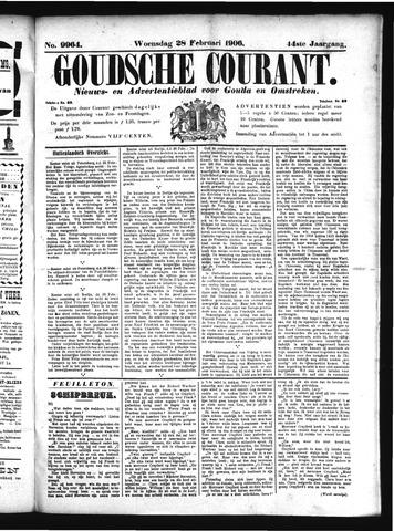 Goudsche Courant 1906-02-28