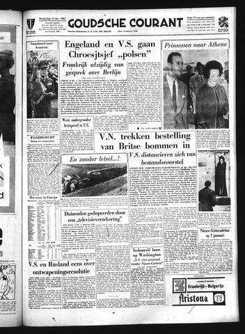 Goudsche Courant 1961-12-14