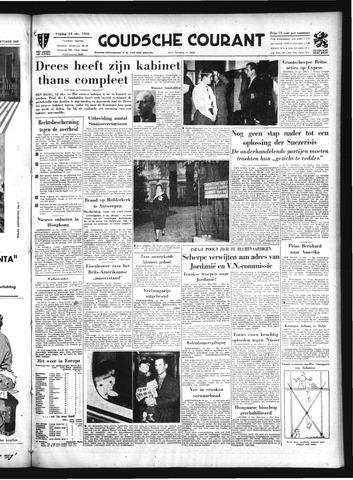 Goudsche Courant 1956-10-12