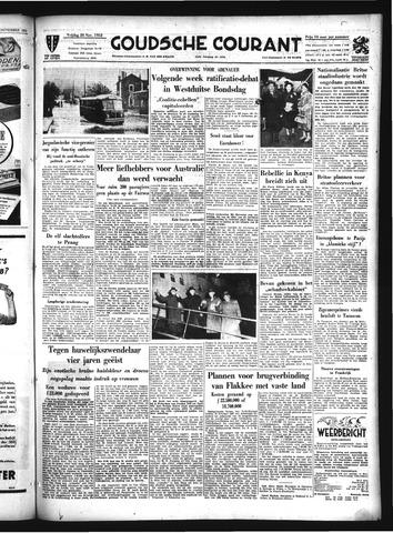 Goudsche Courant 1952-11-28